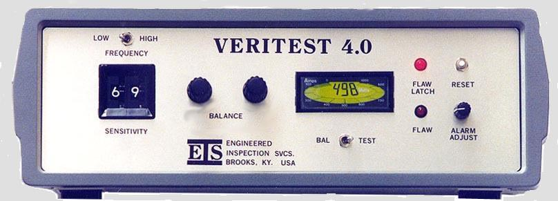 Veritest 4.0, For the detection of  missing conductors in build wire.